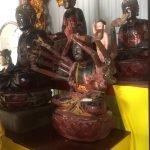 Tâm thư cúng dường hệ thống tượng Phật - Tổ chùa Nghĩa Vũ, tỉnh Hưng Yên