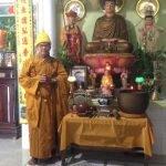 Tâm thư kêu gọi ủng hộ tượng Di Lặc cao 80cm - Tịnh thất Phước Tịnh Đường, tỉnh Phú Yên