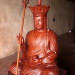Tôn tượng Địa tạng Vương Bồ tát