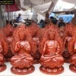 Tượng Thất Phật Dược Sư cao 50cm